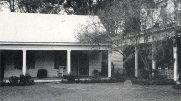 The ghost of Chloe at The Myrtles Plantation