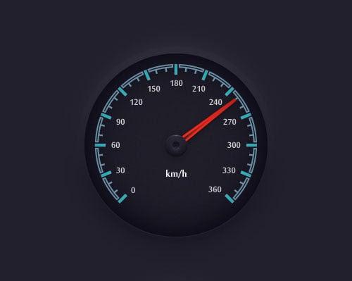 Speedometer-easy-Illustrator-tutorial
