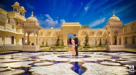 Best Places For Pre Wedding Shoot In India