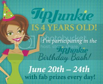 Tip Junkie Home Birthday Parties