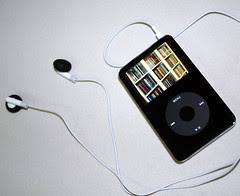 My cds in my Ipod