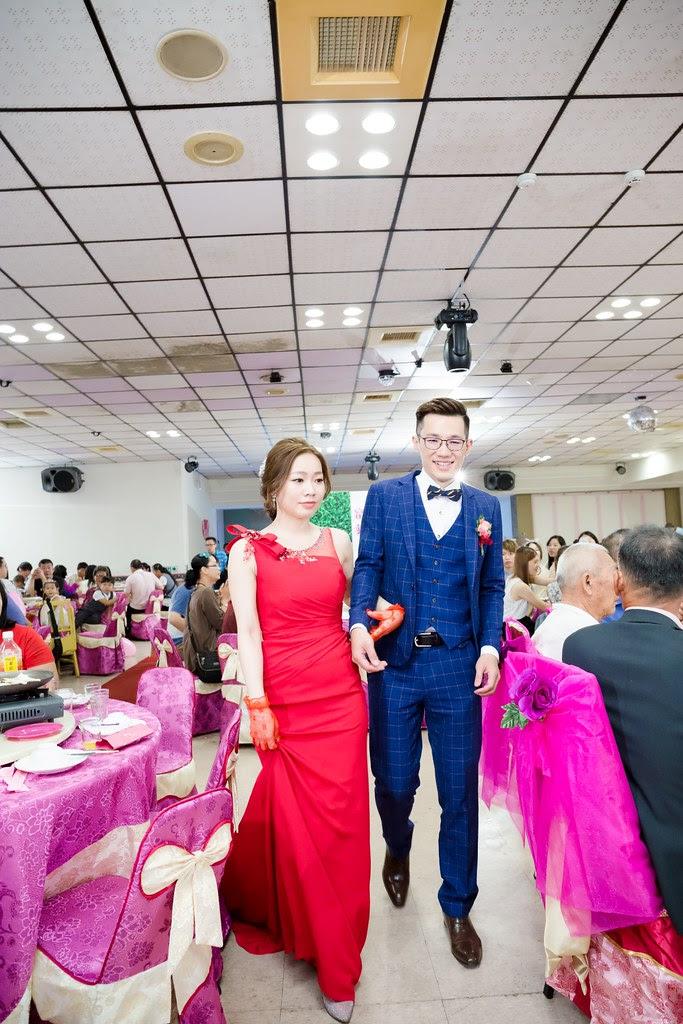 141明園餐廳北斗店婚攝