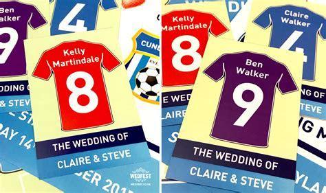 Football / Soccer Ticket Wedding Invitations   WEDFEST