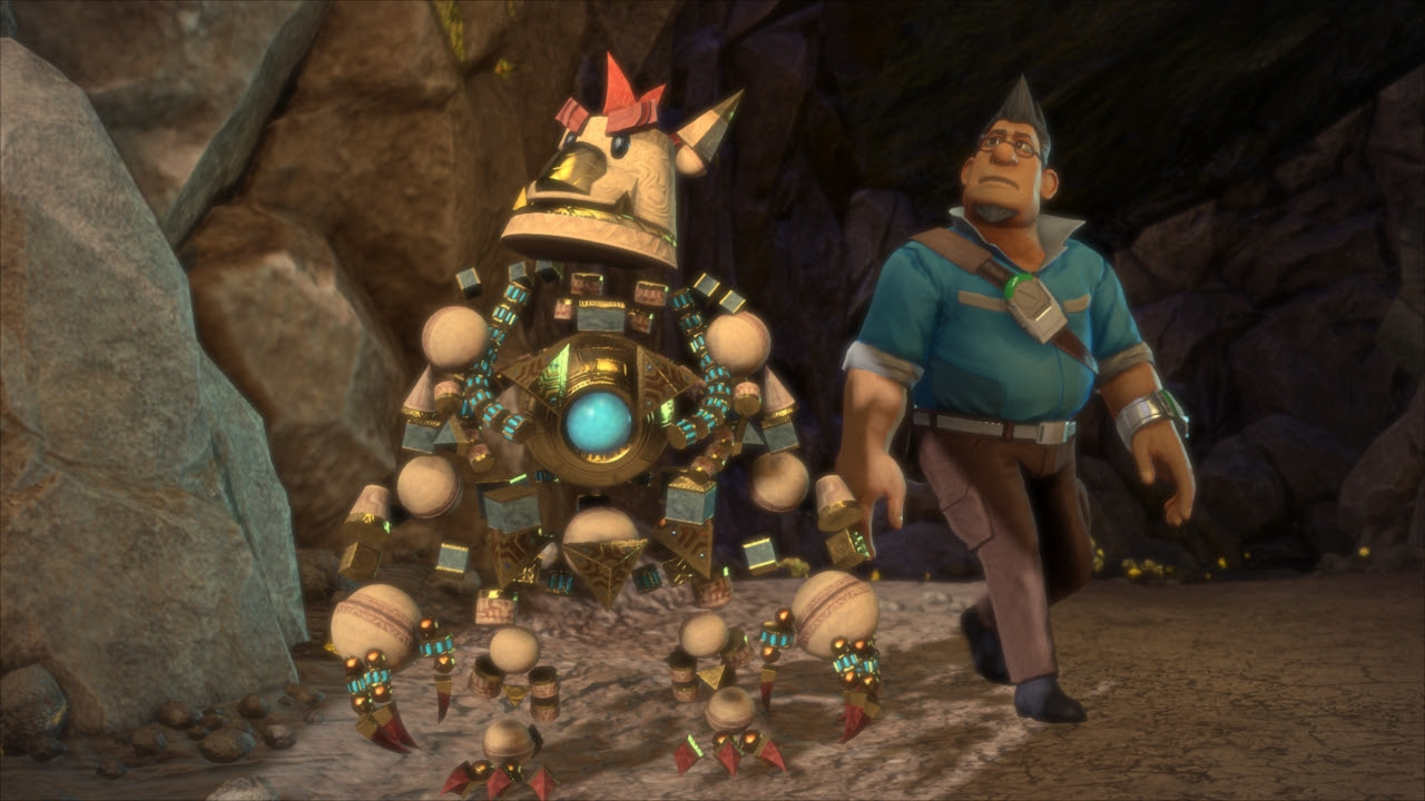 Sony is still trying to make Knack happen, sequel is set for September screenshot