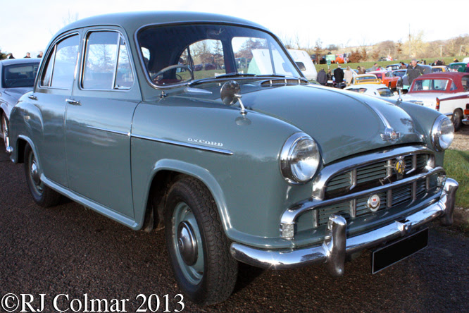 Morris Oxford II, Cotswold Classic Car Club, Frogsmill, Andoversford