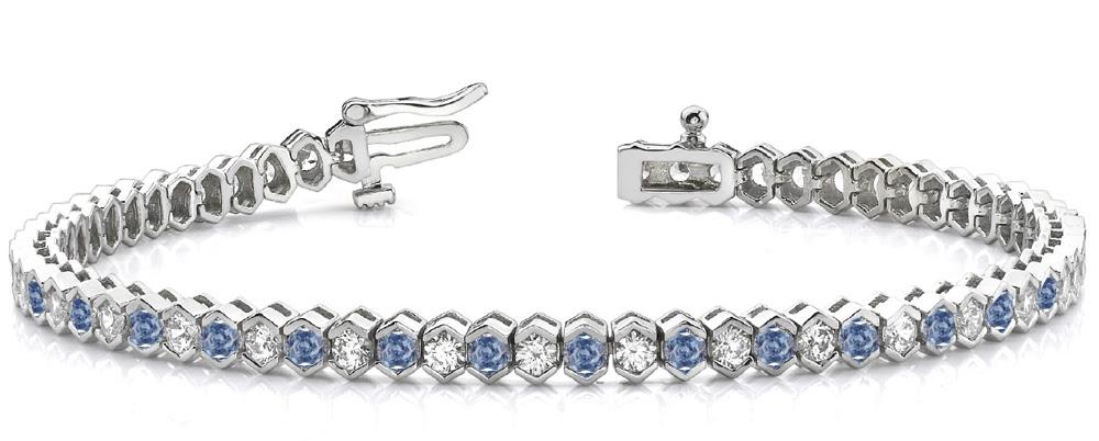 Resultado de imagen para tennis bracelet jewelry
