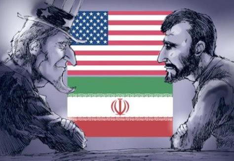 Lima Logika Tanya Hubungan Amerika & Iran