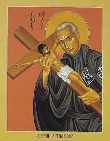Święty Paweł od Krzyża