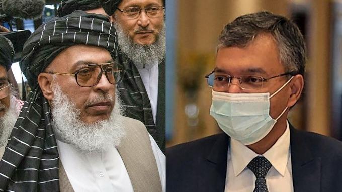Taliban kosher? India confirms meeting with senior leader