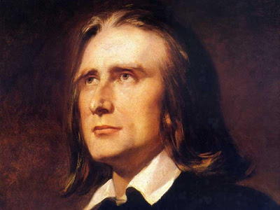 Franz Liszt (Imagine: Wikipedia)