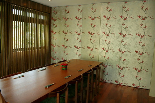 Private dining available upstairs