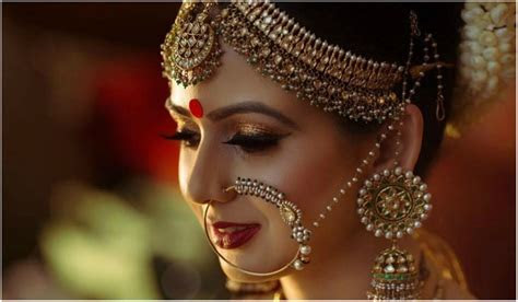15 Best Bridal Makeup Looks From 2017   #
