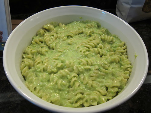 Spring Green Mac & Cheese