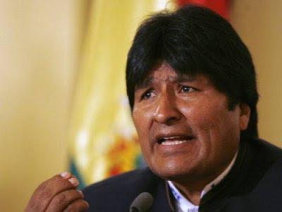 Evo Morales abrog el decreto del gasolinazo