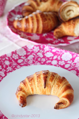 how to make real french croissants