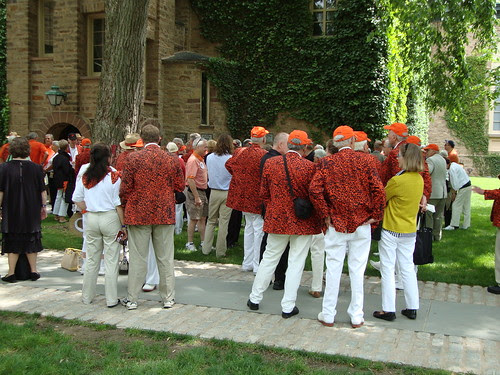 Princeton Reunion weekend 2010