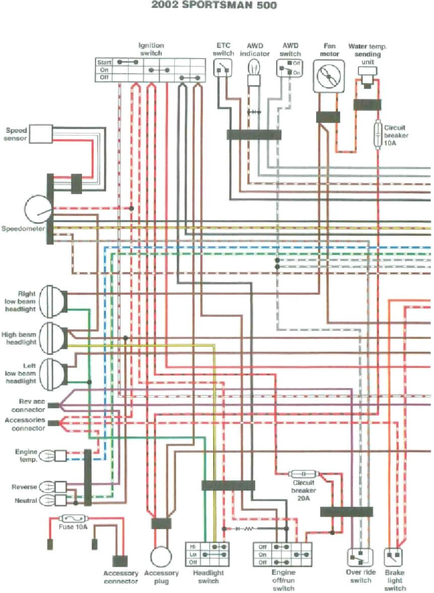 Ace Caravan Wiring Diagram