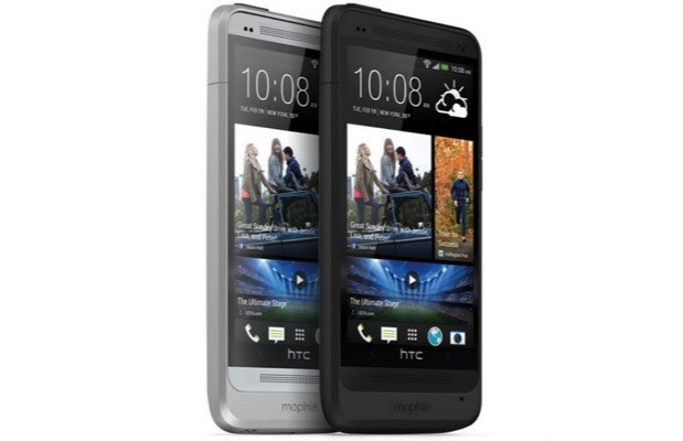 DNP Mophie Juice Pack for the HTC One claims to