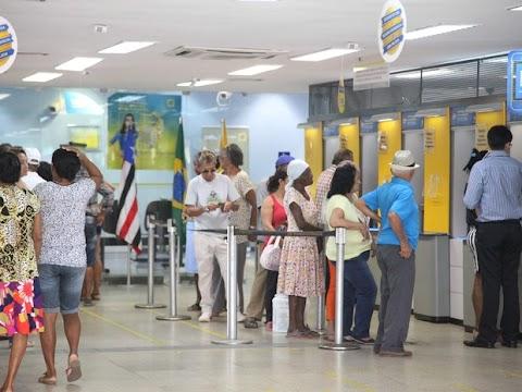 Maranhão: Bancos terá último dia útil nesta quarta-feira (30).