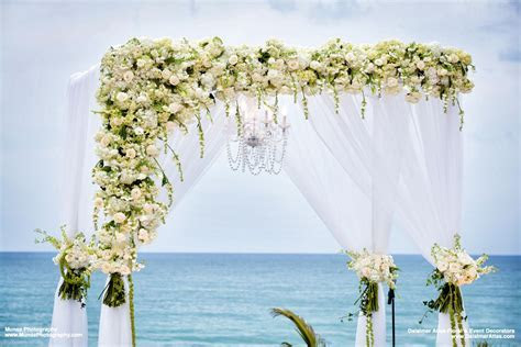 An Elegant Wedding   Four Seasons, Palm Beach   Dalsimer