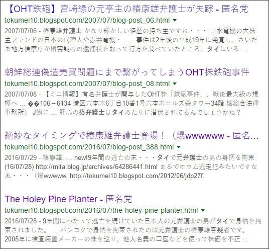 https://www.google.co.jp/#q=site:%2F%2Ftokumei10.blogspot.com+%E6%A4%BF%E5%BC%81%E8%AD%B7%E5%A3%AB%E3%80%80%E3%82%BF%E3%82%A4