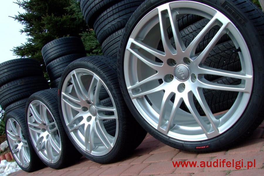 Opony Zimowe Z Felgami Do Audi A4