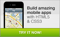 Build amazing mobile apps with HTML5 & CSS3