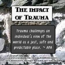 Image result for trauma quotes