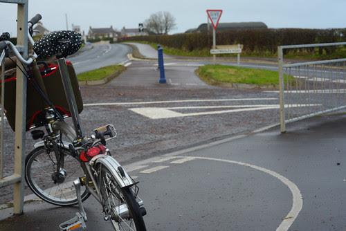 Rural Cycling Highway, Coleraine N Ireland