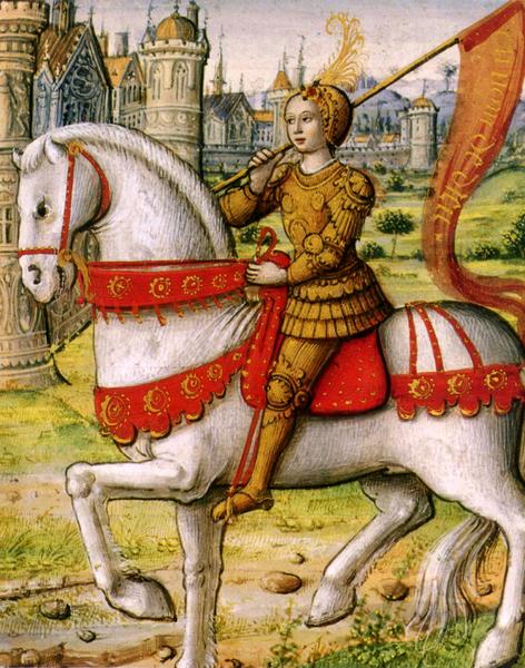 Ficheiro:Joan of Arc on horseback.png