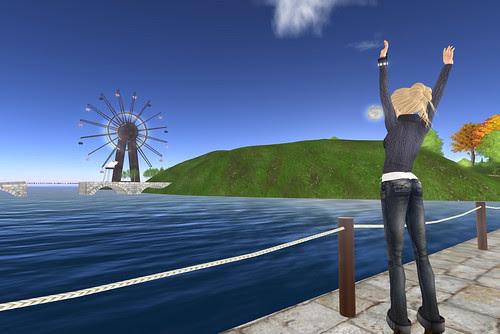 Life Is Good - Ferris wheel!