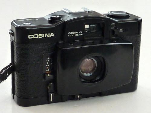Cosina CX-2 by pho-Tony