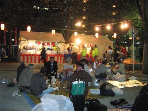 Edogawa Park at Night 2