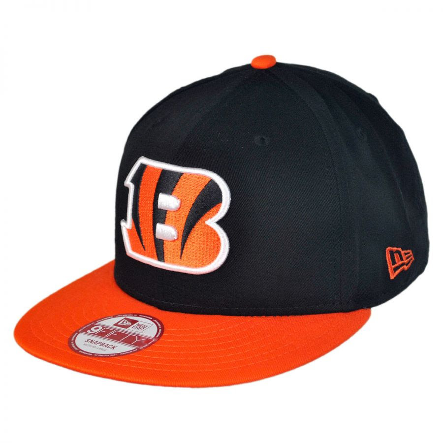 New Era Cincinnati Bengals NFL 9Fifty Snapback Baseball Cap NFL Football Caps