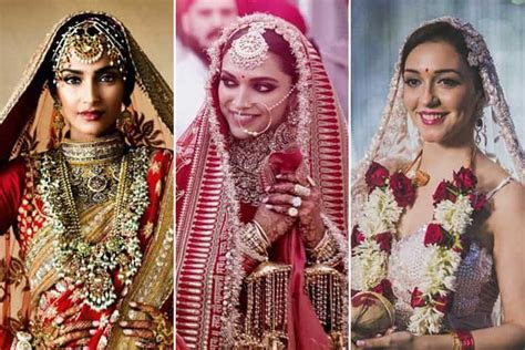 Best Indian Bridal Looks   Divided By Culture, United By Love