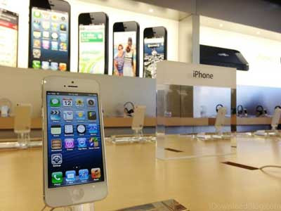 Rumor: Apple launches iPhone 4.8 screen and the iPhone 5 as until June