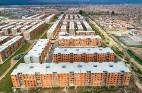 Proyectos de vivienda - Foto: Secretaría del Hábitat
