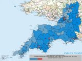 UK General Election Forecast for South West England