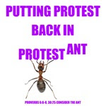 Protest Ant