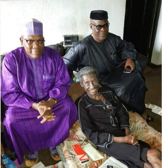 Good Samaritan Donates N10 Million to Sick Nollywood Actor, Sadiq Daba