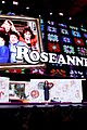 roseanne cast reunites at abc unfronts 02
