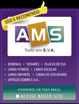 AMS – Venda de E.V.A. para todo o Brasil