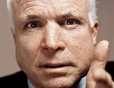 John McCain Up Close