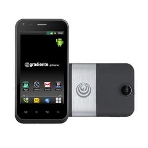 Gradiente passou a vender no mercado brasileiro sua linha de smartphones iphone; aparelho custa R$ 599