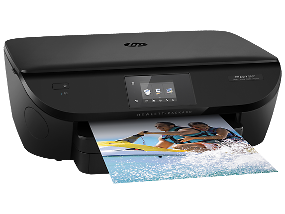 Hewlett Packard Hp Hp Envy 5660 Inkjet All In One Printer And