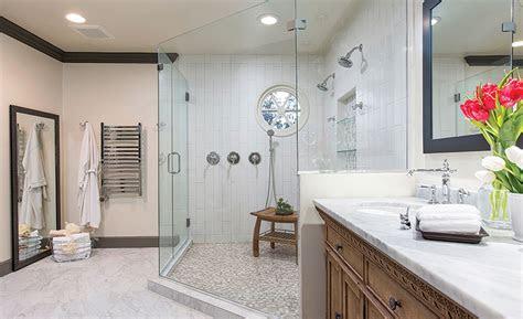neutral  earth tone colored tiles   condominium