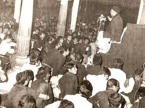 Sher-e-Hindustan Janab Tahir Jarwali Saheb Marhoom by firoze shakir photographerno1