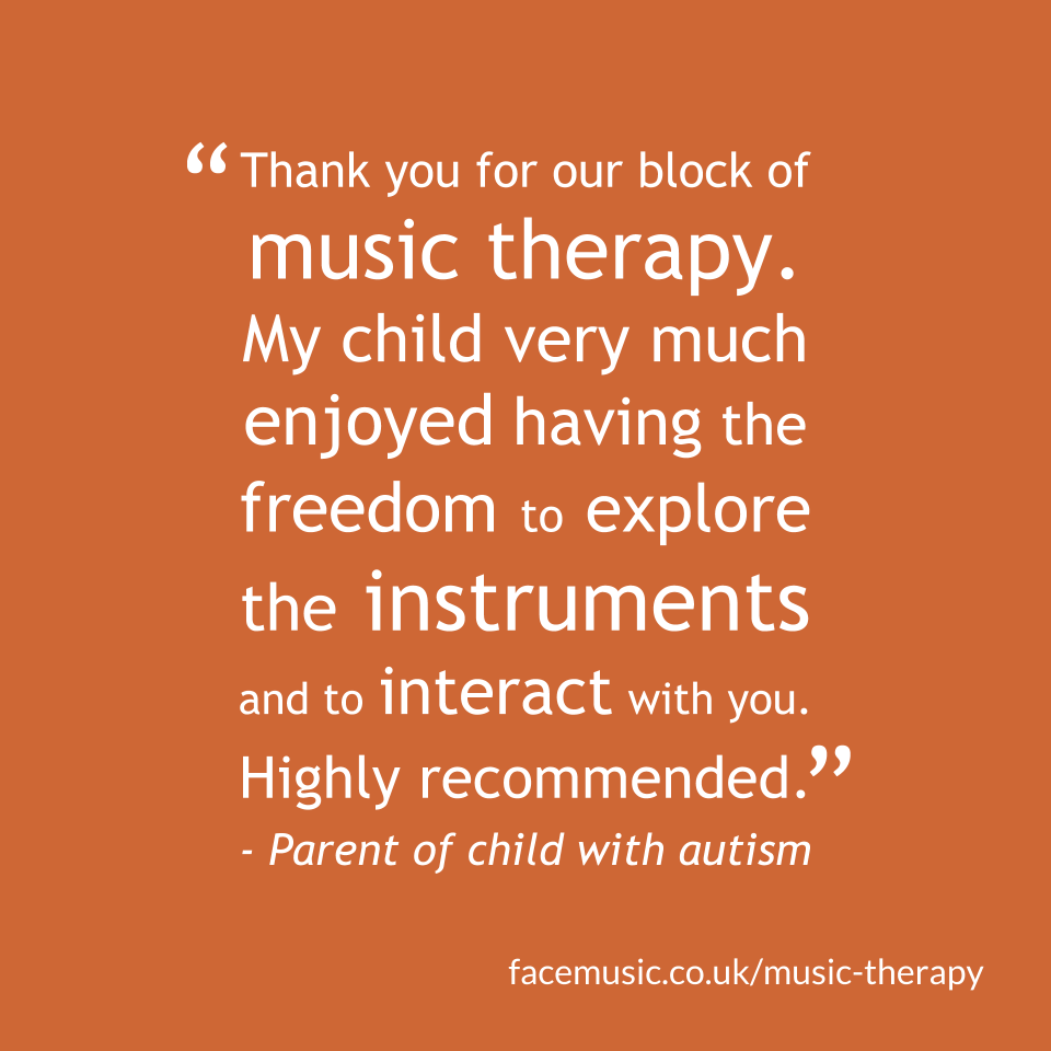 Face The Music Music Therapy