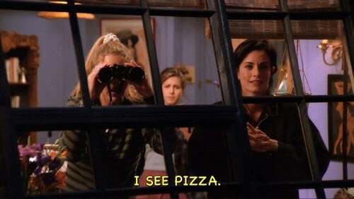 Lol Funny Food Quotes Friends Friends Pizza Movie Quotes