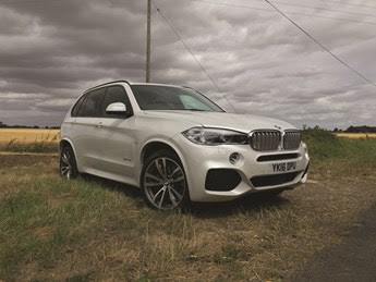 BMW X5 xDrive40e M-sport review